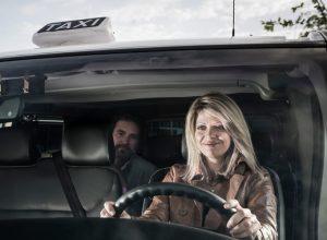 driver-passenger
